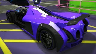 NEW! Principe Deveste Eight | Modifying + Driving | GTA Online