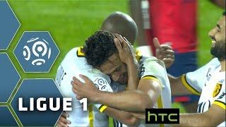 But Sofiane BOUFAL (84') / GFC Ajaccio - LOSC (2-4) -  / 2015-16