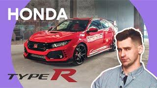 Honda Civic Type R. Они снова всё сделали по-своему!