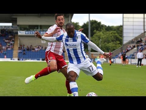 HD HIGHLIGHTS | Colchester 1-1 Stevenage | League Two 2017/2018