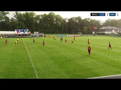 Česká republika U18 - Švédsko U18