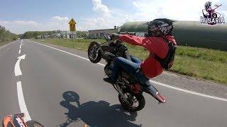 Jeździmy i rozrabiamy | DRZ400SM | KTM EXC250 | Derbi Senda | Jagus24