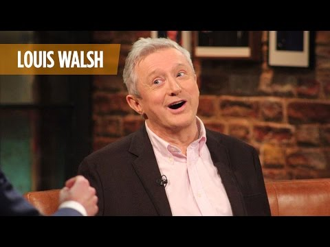 Louis Walsh on Mel B and Cheryl | The Late Late Show | RTÉ One