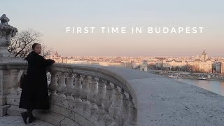 What to Do Solo Traveling in BUDAPEST + Vlog