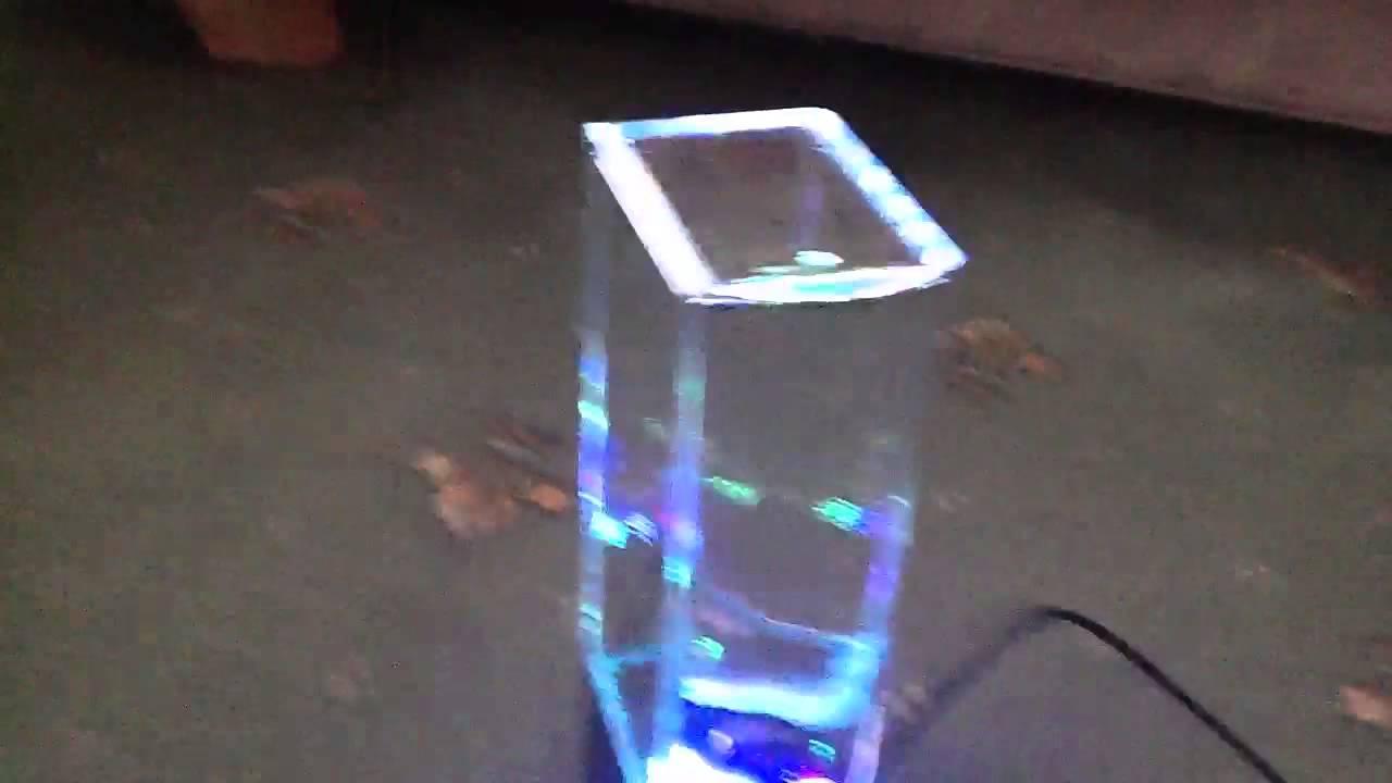 Lileng 301 Dancing Water Speakers Part 2 Youtube
