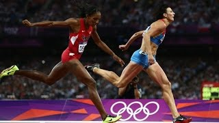 видео Легкая атлетика