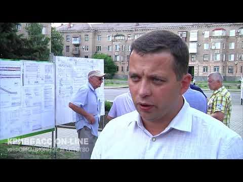 krnews.ua: krnews.ua - Приоритет в ремонтах дорог: благоустройство тротуаров и ремонт внутриквартальных дорог
