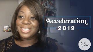 April 2019 Acceleration