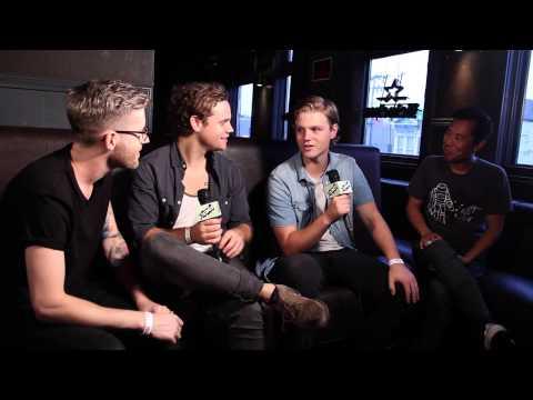 B-Sides On-Air: Interview - Colony House Talk Alex Trebek, Pranks, Music Background