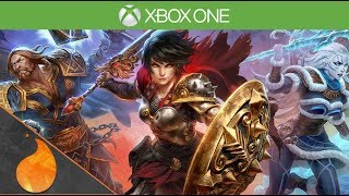 TRYING OUT XBOX ONE SMITE FOR THE FIRST TIME