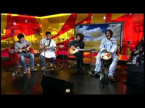 'Music, it connects everyone': Mali band Tamikrest