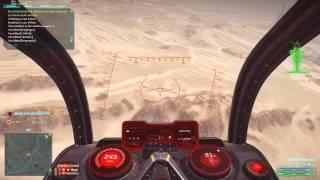 Planetside 2 - Hornet missiles and locust