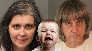 Horror-Eltern sperren ihre 13 Kinder ein! Das Horror-Haus von Kalifornien!