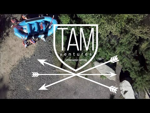 TAM VENTURES | Episode 2 | Whitewater Rafting | 4K