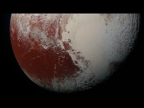 New Horizons Found Something Strange on Pluto