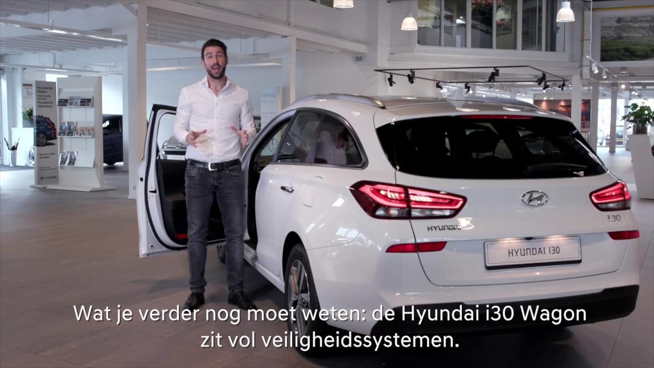 Hyundai Showroom Hyundai I30 Wagon