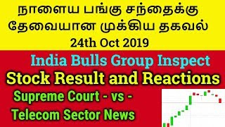 India Bulls Group Inspect | Stock Market Updates and News in tamil| Tamil Share | Intraday Tips