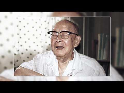 汉语拼音之父驾鹤归西  汉语普及周有光居首功