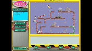 Return of the Incredible Machine Contraptions #4 - Easy Puzzles Part 2