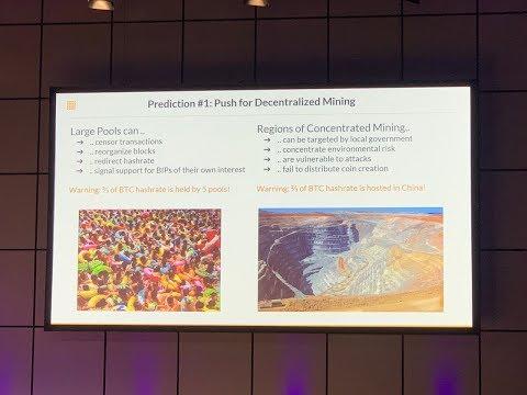 #726 World Digital Mining Summit 2019 Frankfurt Eindrücke