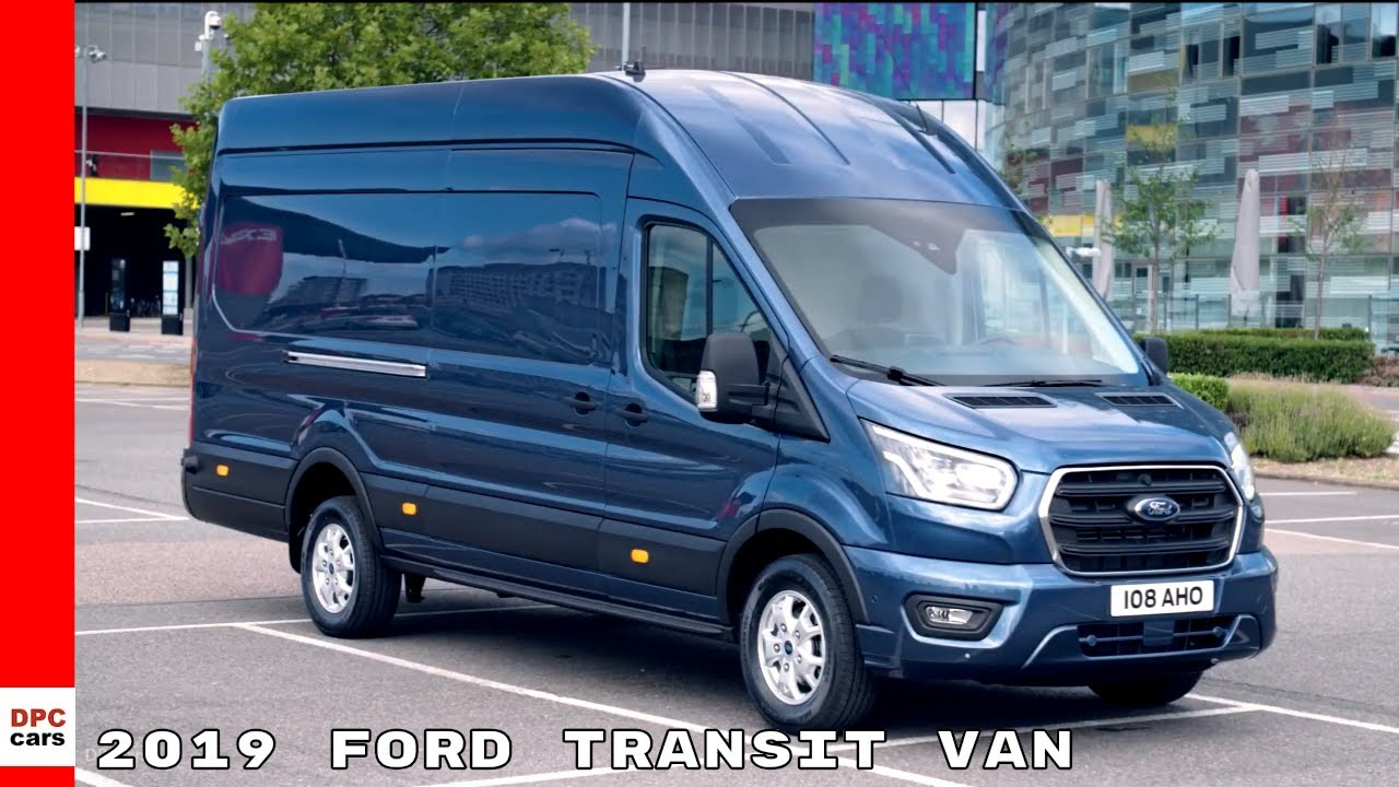 ford transit van youtube