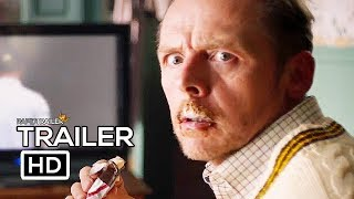 SLAUGHTERHOUSE RULEZ Official Trailer (2018) Simon Pegg, Nick Frost Comedy Horror Movie HD