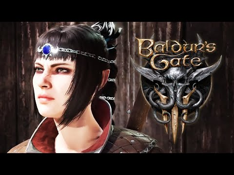 Baldur's Gate 3 - COMPLETE Live Gameplay Demo Reveal | PAX East 2020