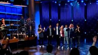 Pitch Perfect Riff~Off with Annna Kendrick and The Filharmonics (James Corden)