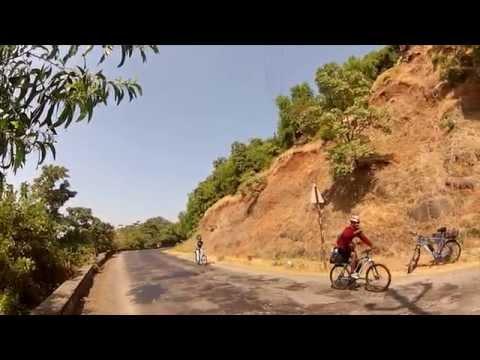 Mumbai to Malwan-Konkan on Bicycle -Teaser