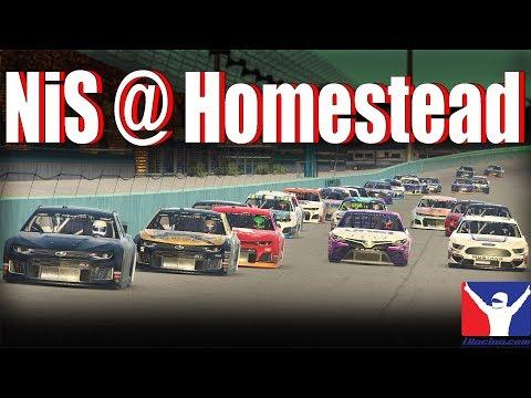 [36/36] 2019 NASCAR iRacing Series @ Homestead