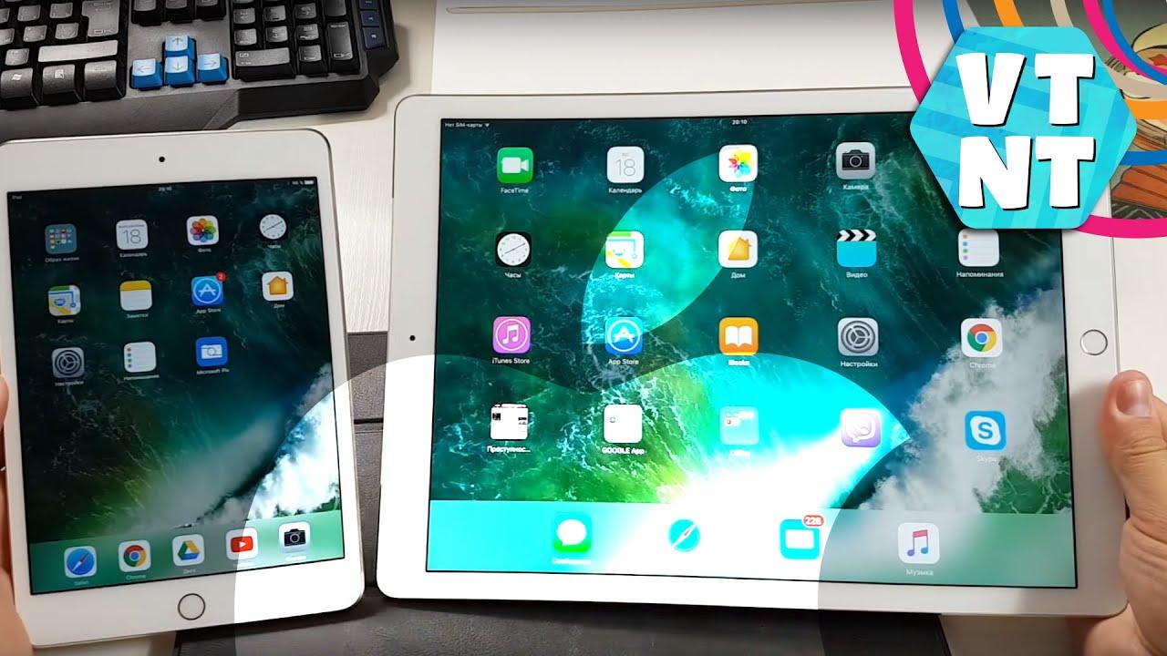 iPad mini 4. Опыт использования. Зачем он мне? - YouTube