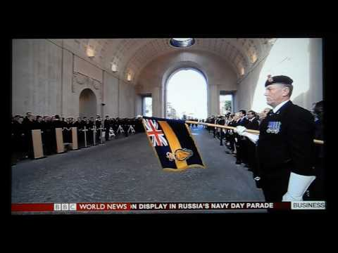 BBC World News   100th Anniversary of start of Battle of Passchendale