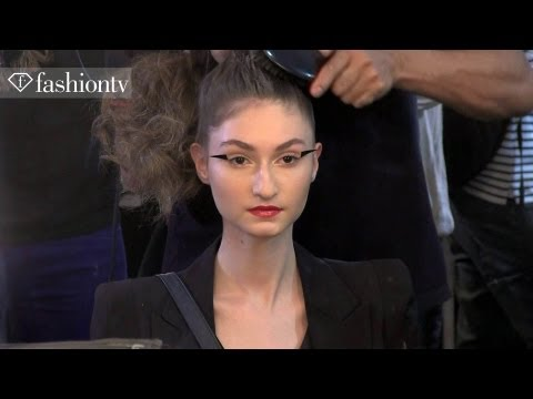 Juliana Jabour Spring/Summer 2014 BACKSTAGE | Sao Paulo Fashion Week SPFW | FashionTV