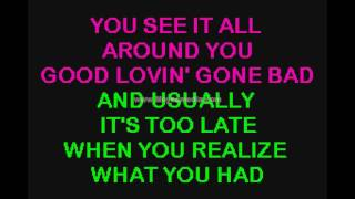 38 Special Hold On Loosely SC HD Karaoke PK00036