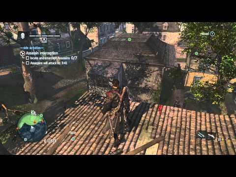 Assassins Creed Rogue: Exploring Albany