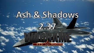 Wargame Red Dragon - Ash & Shadows 2.37 - Gameplay