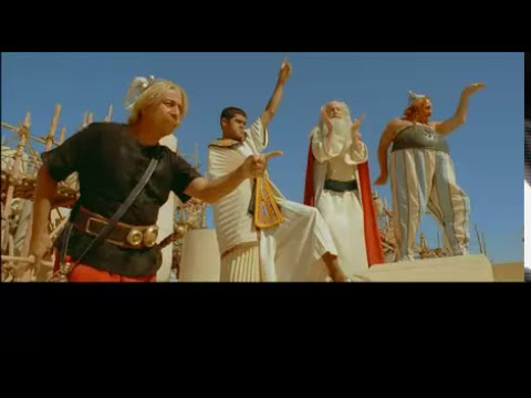 Random Movie Pick - Asterix and Obelix, Mission Cleopatra (2002) - Trailer YouTube Trailer
