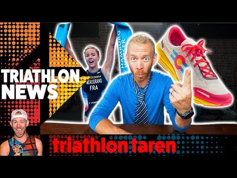 TRIATHLON NEWS July 17, 2018: New Shoe Company, Deaths at Triathlon in Malaysia, Race Results & more