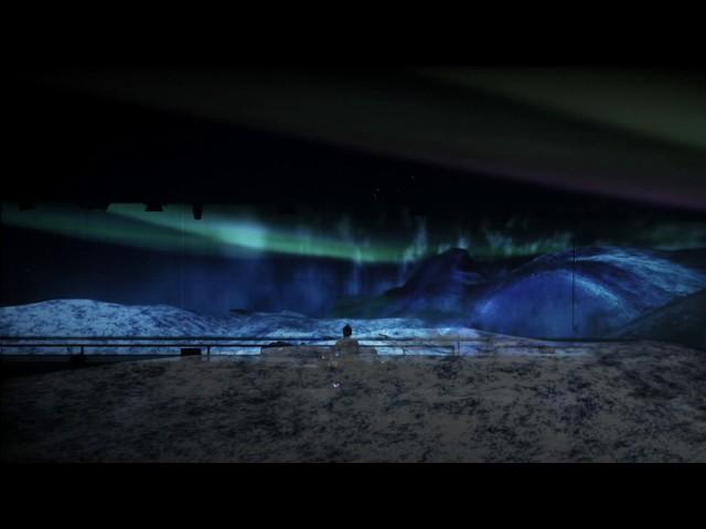 Dasha Rush present:  Antarctic Takt  @ ArsElectronica 2016