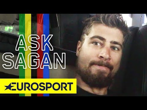 """I'm Peter Sagan and This Is What I Do!"" 