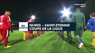 Le résumé de Nîmes / Saint-Etienne