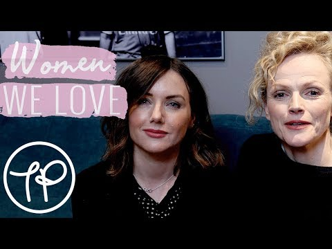 Sali Hughes meets Maxine Peake | Funny Cow | Women We Love | The Pool