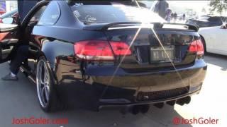 Hamann BMW M3 Coupe E92 Videos