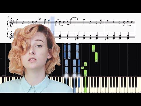 Tessa Violet - Haze - Piano Tutorial