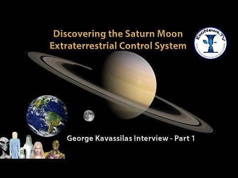 Discovering the Saturn Moon Extraterrestrial Control System (S06E01)