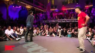 Gucchon vs Nelson FINAL Popping Forever - Summer Dance Forever 2015
