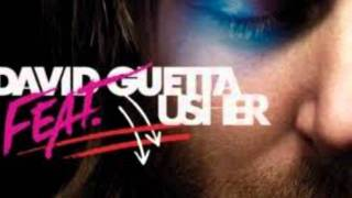 David Guetta Ft. Usher - Without You ( Music Audio 2011)