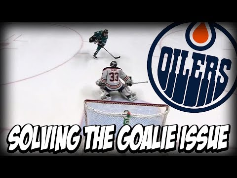 How do the Edmonton Oilers Solve Their Goaltending Issues? | Edmonton Oilers Discussion