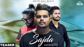 Sajda (Teaser)| Shok E | Rel. On 25th June | White Hill Music