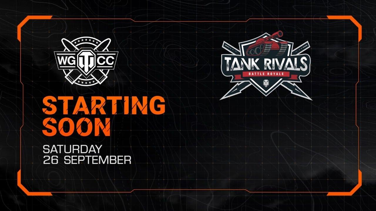 [Live] แข่ง Tank Rivals (พรานเหล็ก) กับ CC ทั่วโลก